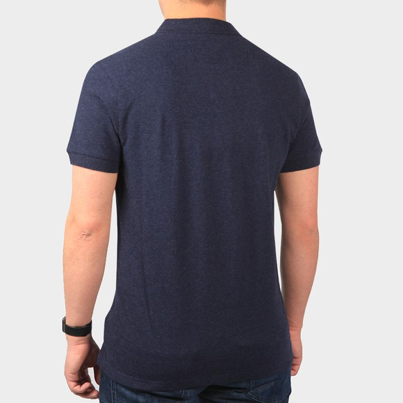 Pretty Green Mens Blue Nautical Polo Shirt main image