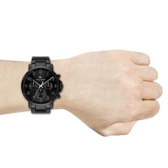 Tommy Hilfiger Mens Black 1791226 Watch