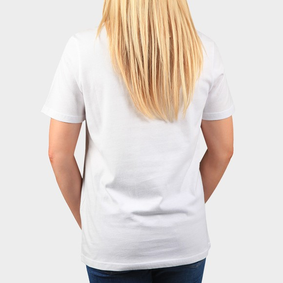 Superdry Womens White CL Workwear T-Shirt main image