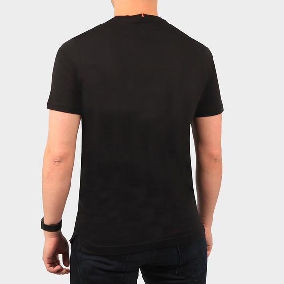 Luke 1977 Mens Black De Wolf T-Shirt main image