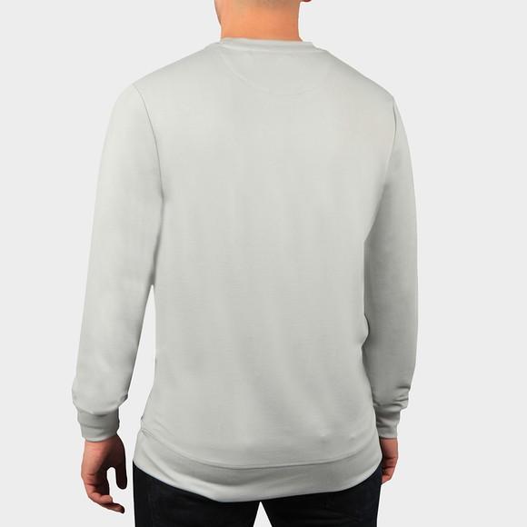 Castore Mens Grey Med Logo Sweatshirt main image