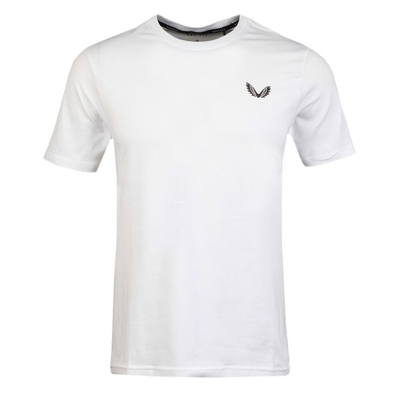 Castore Mens White SS T-Shirt