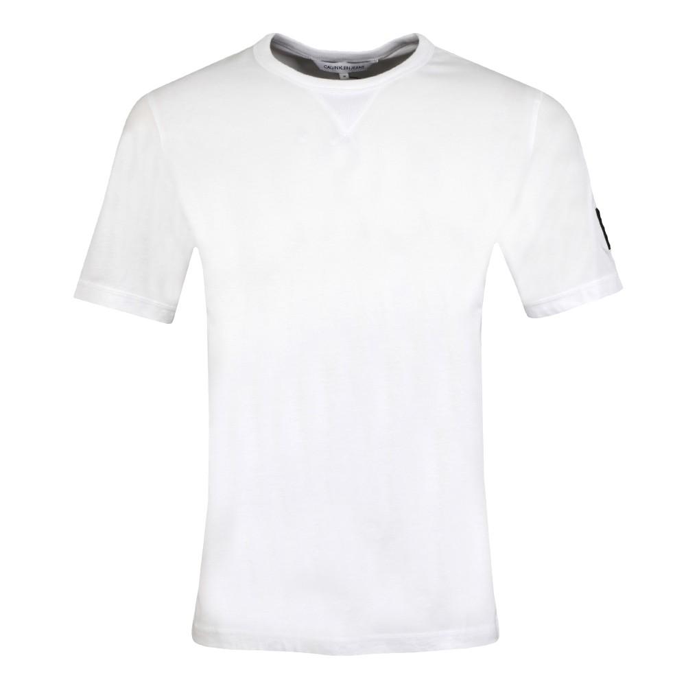 Sleeve Badge T-Shirt main image