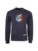 Bitten Apple Crew Sweatshirt