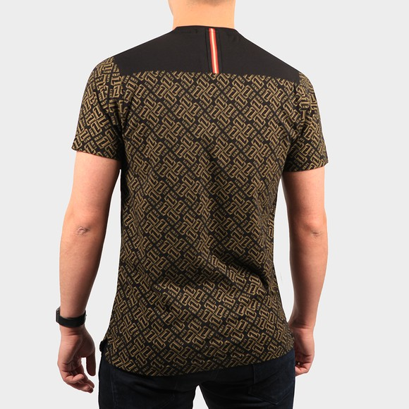 Luke 1977 Mens Black Richards T-Shirt main image
