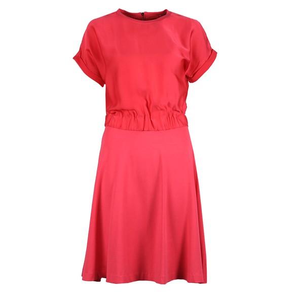 HUGO Womens Pink Namastia Day Dress
