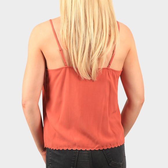 Superdry Womens Red Cami Top main image