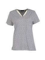 Pocket V Neck T Shirt