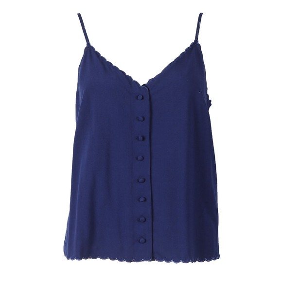 Superdry Womens Blue Cami Top