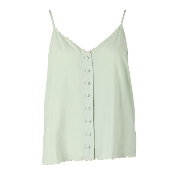 Superdry Womens Green Cami Top