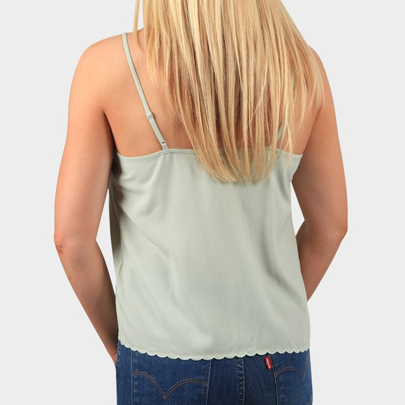 Superdry Womens Green Cami Top main image
