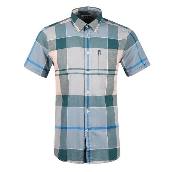Barbour Lifestyle Mens Pink S/S Douglas Shirt
