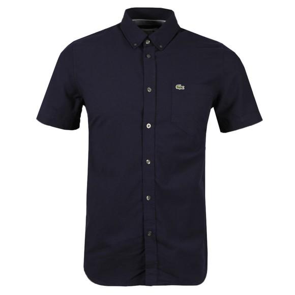 Lacoste Mens Blue S/S CH4975 Shirt