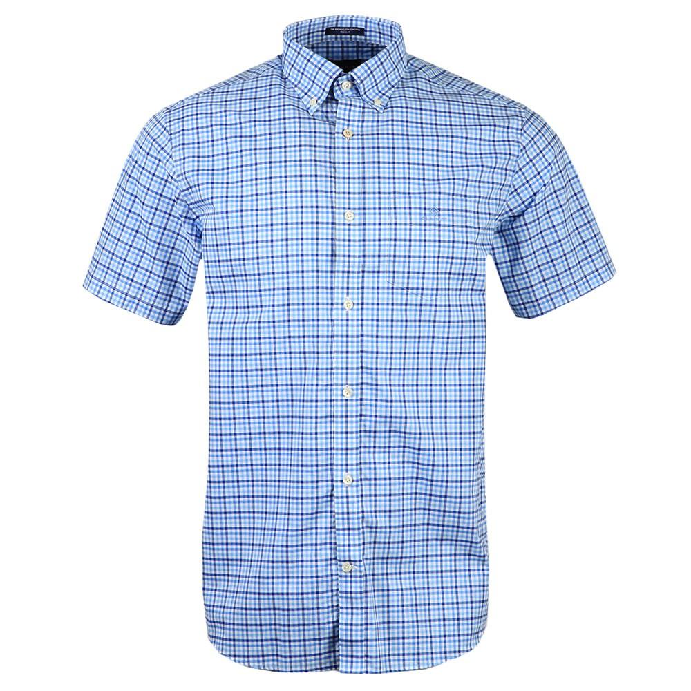 S/S 3 Colour Gingham Shirt main image