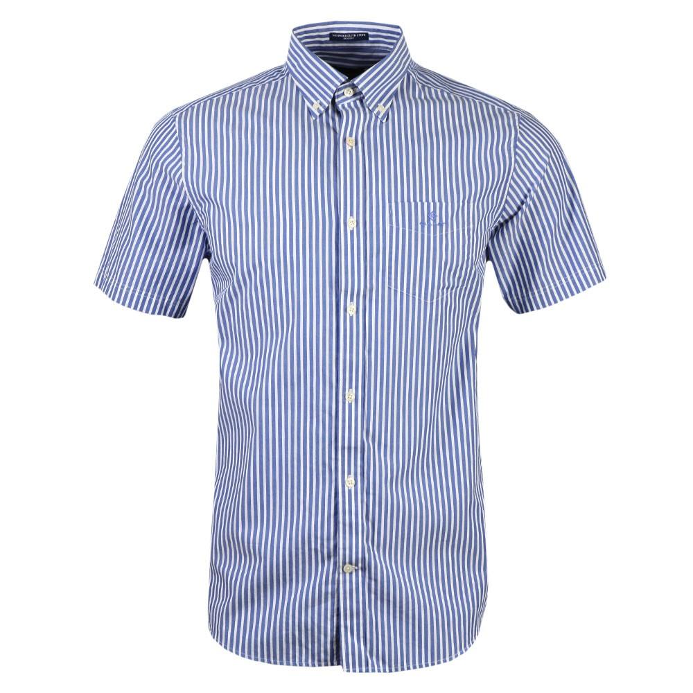 Broadcloth Stripe Regular Shirt main image
