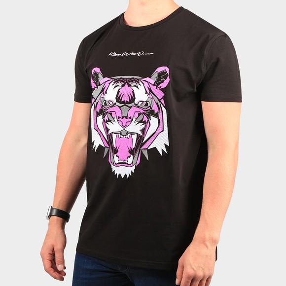 Kings Will Dream Mens Black Demon T-Shirt