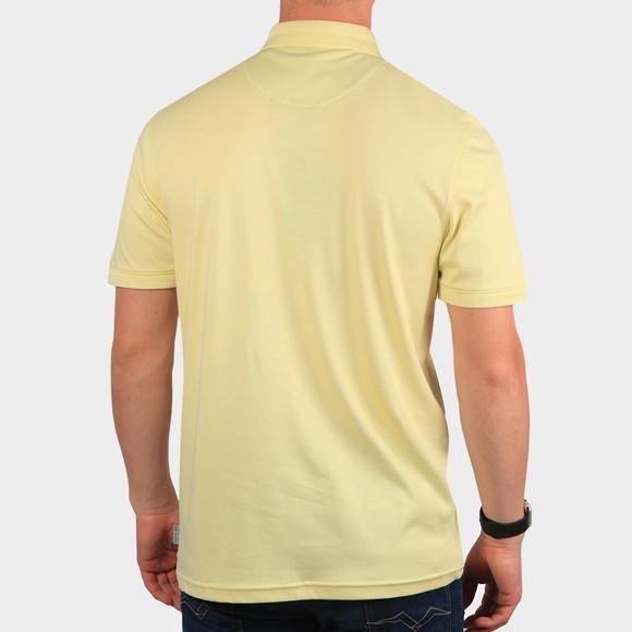 Ted Baker Mens Yellow Choon Polo Shirt main image