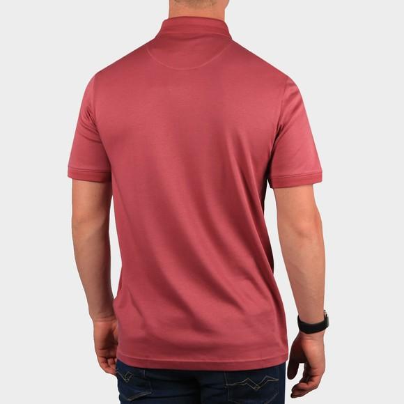 Ted Baker Mens Pink Choon Polo Shirt main image