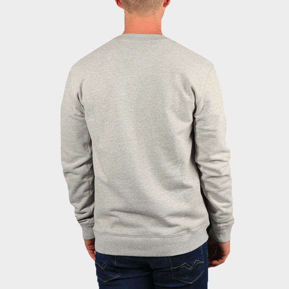 BOSS Mens Grey Casual Weevo Sweatshirt main image