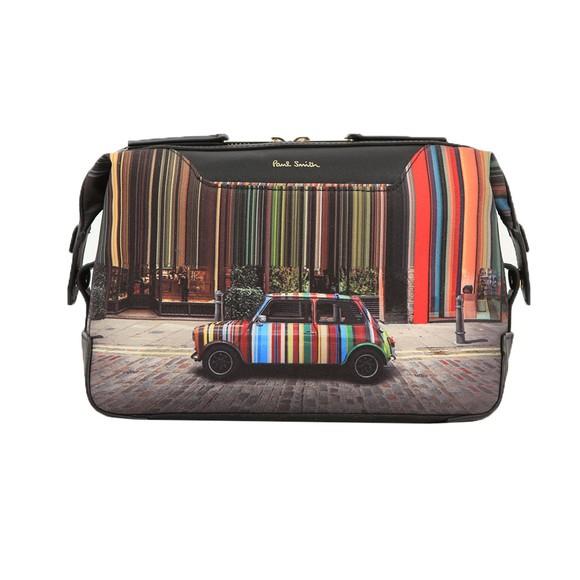 Paul Smith Mens Black GMINCO Mini Washbag