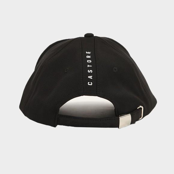 Castore Mens Black Small Logo Performance Cap  main image