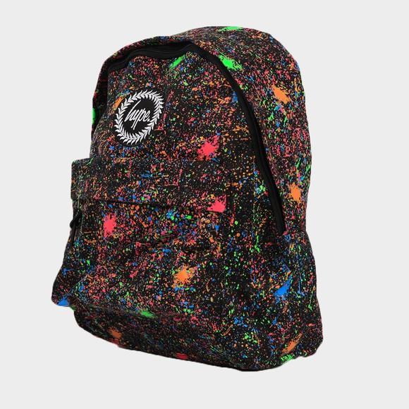 Hype Girls Multicoloured Multi Splat Backpack main image