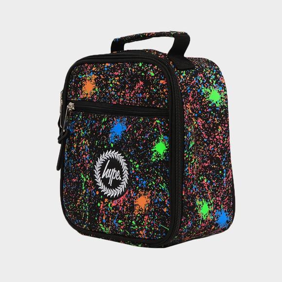 Hype Girls Multicoloured Multi Splat Lunch Bag