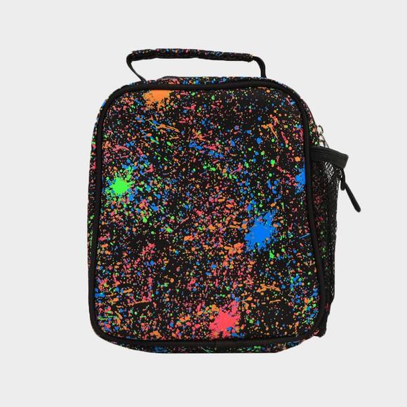 Hype Girls Multicoloured Multi Splat Lunch Bag main image