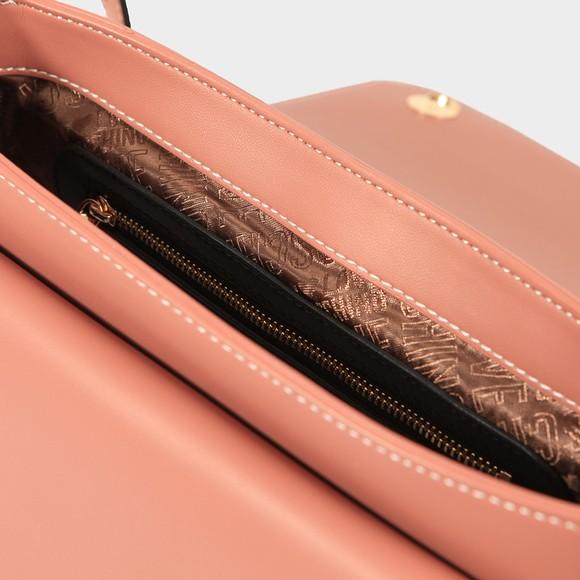 Love Moschino Womens Black Large Logo Tote Bag main image