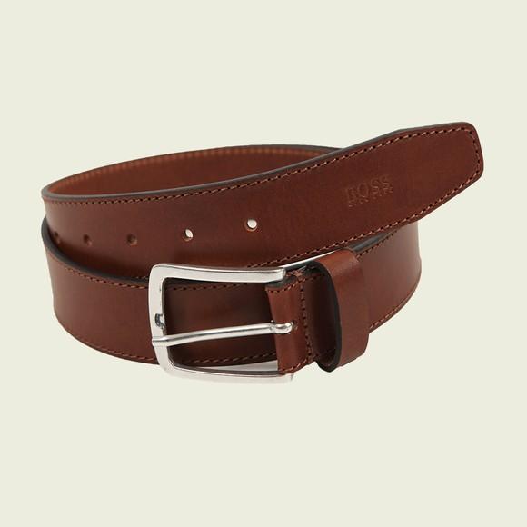 BOSS Mens Brown Carmello Belt