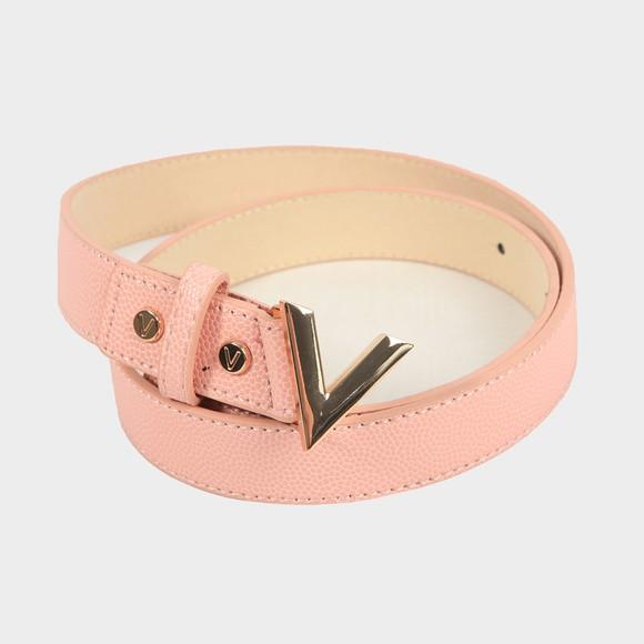 Valentino Bags Womens Pink Divina Belt