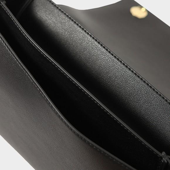 Love Moschino Womens Black Large Logo Shoulder Bag main image