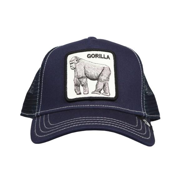 Goorin Bros. Mens Blue New Trucker Cap