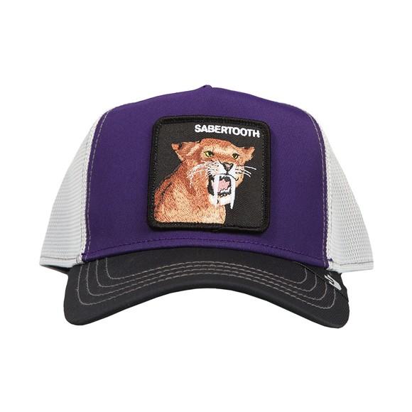 Goorin Bros. Mens Purple New Trucker Cap