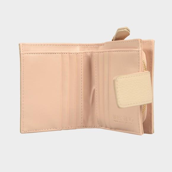 Valentino Bags Womens Off-White Alexia Zip Around Purse main image