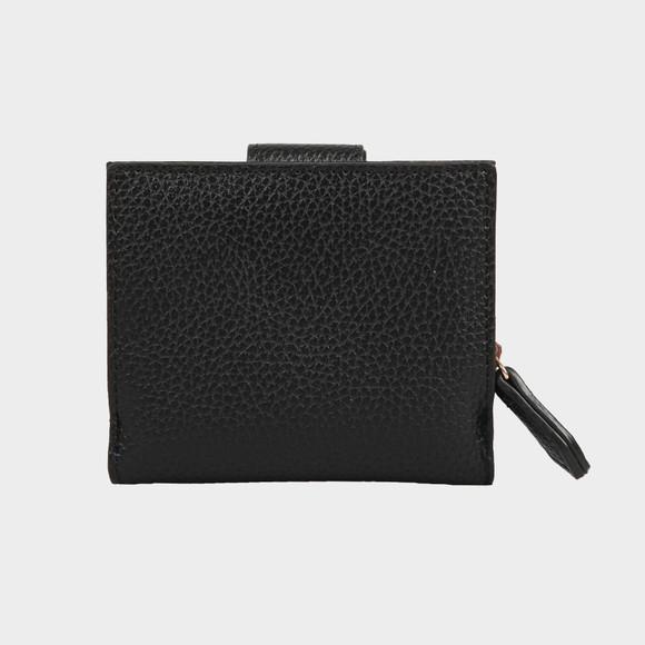 Valentino Bags Womens Black Alexia Zip Around Purse