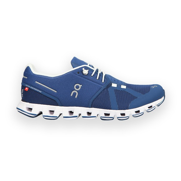 On Running Womens Blue Cloud Trainer main image