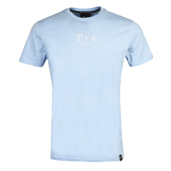 Pre London Mens Blue Essential T-Shirt