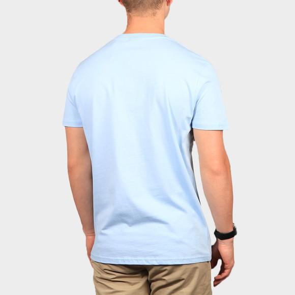 Pre London Mens Blue Essential T-Shirt main image
