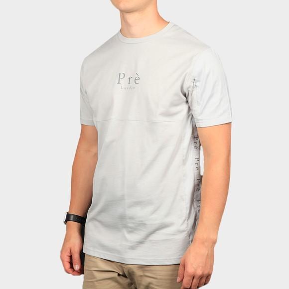 Pre London Mens Grey Belver T-Shirt