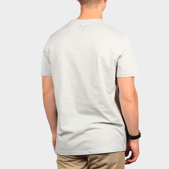 Pre London Mens Grey Belver T-Shirt main image
