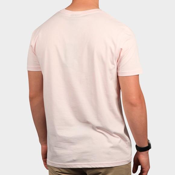 Pre London Mens Pink Essential T-Shirt main image
