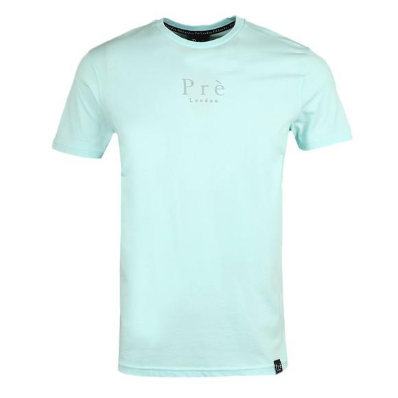 Pre London Mens Green Essential T-Shirt