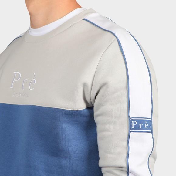 Pre London Mens Blue Peturo Sweatshirt main image