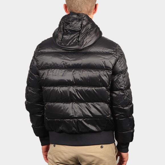 Parajumpers Mens Black Pharrell Puffer Jacket main image