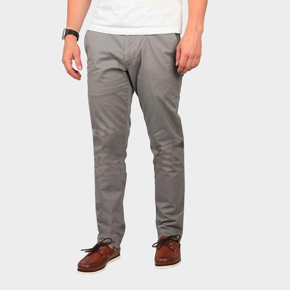 Polo Ralph Lauren Mens Grey Bedford Slim Fit Chino