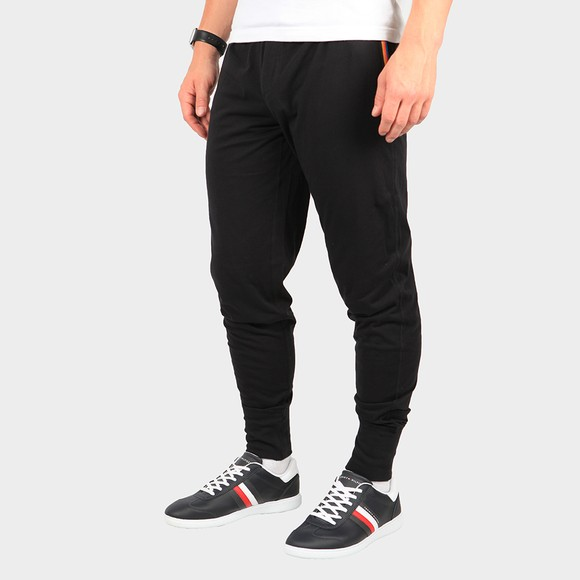 Paul Smith Mens Black Jersey Pant