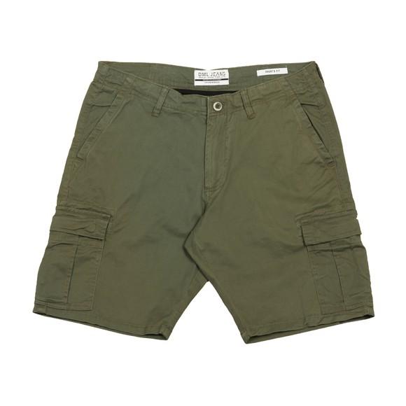 DML Mens Green Rookie Cargo Short