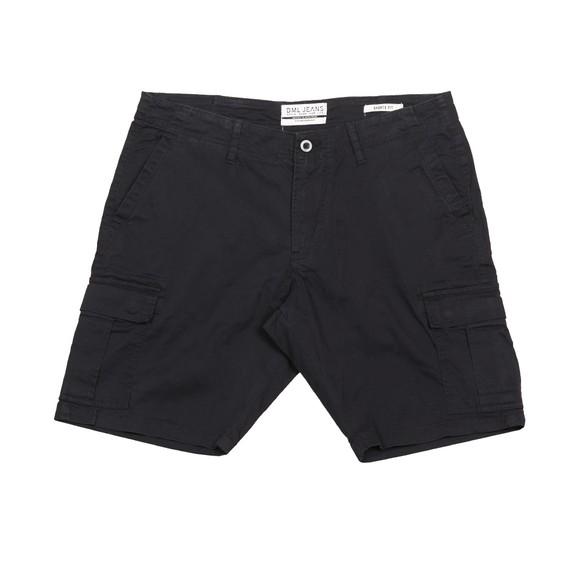 DML Mens Blue Rookie Cargo Short