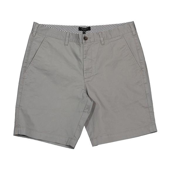 Ted Baker Mens Grey Seashel Chino Short